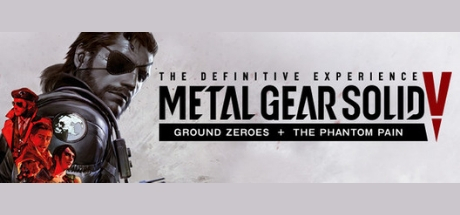 Metal Gear Solid Definitive Edition